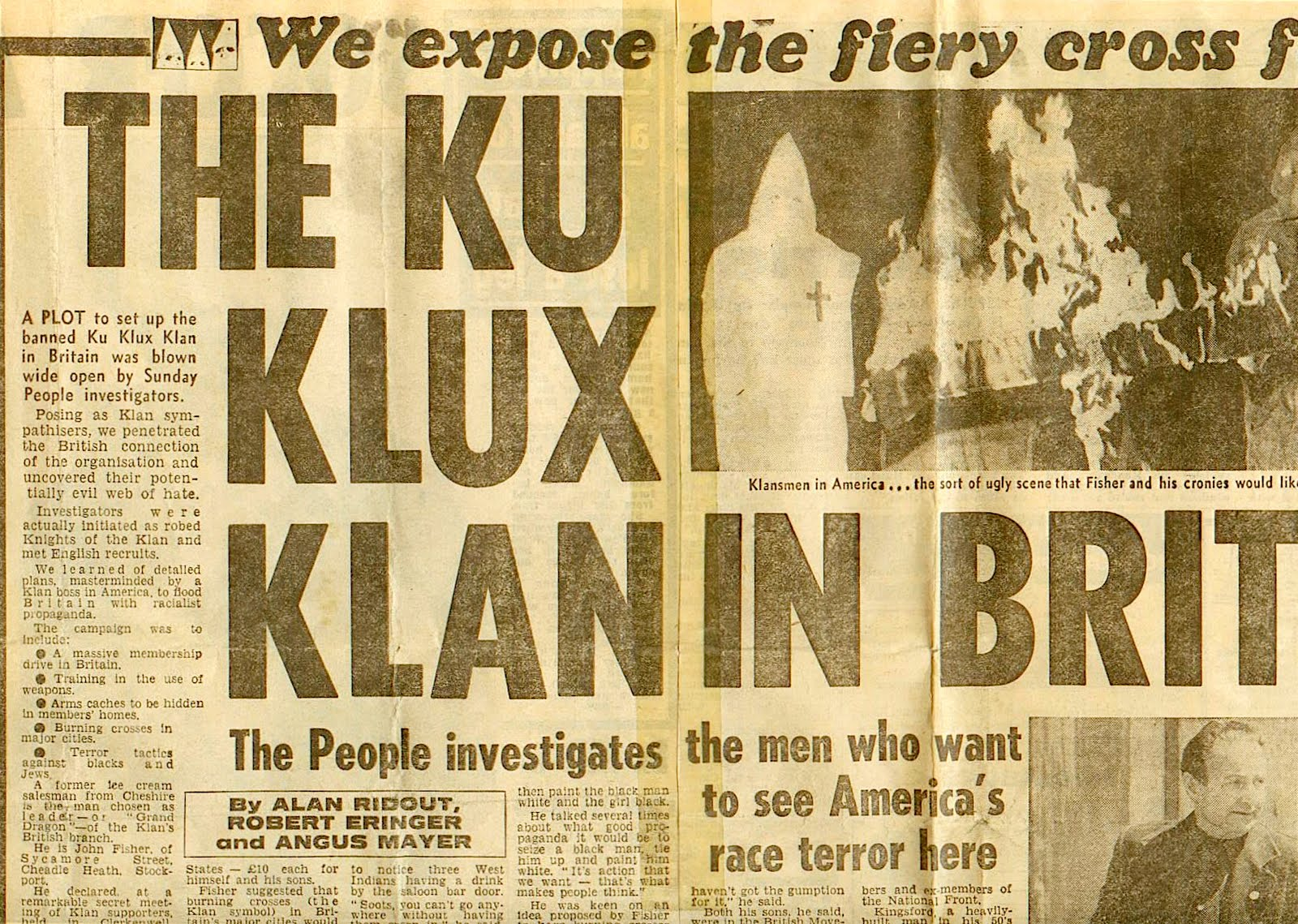 1000  images about KKK and Racism on Pinterest