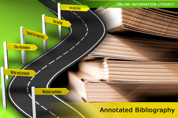Importance of annotated bibliography