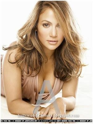 Jennifer Lopez Address on Jennifer Lopez Self Magazine Photoshoot   Hollywood Celebrities