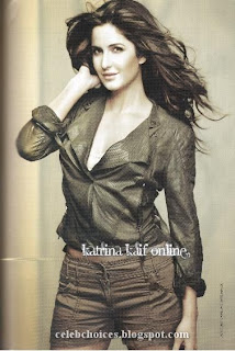Katrina Kaif Film Fare Scans
