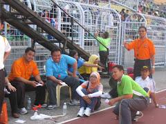 Pegawai Acara Trek dan Padang 2010