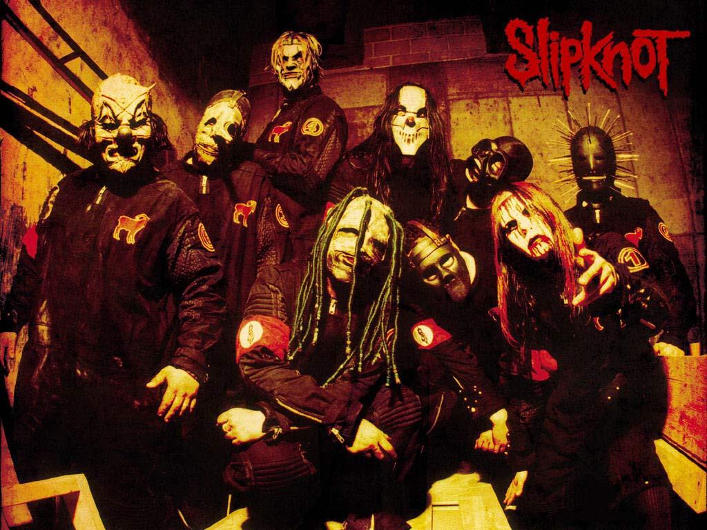 slipknot - photo #5