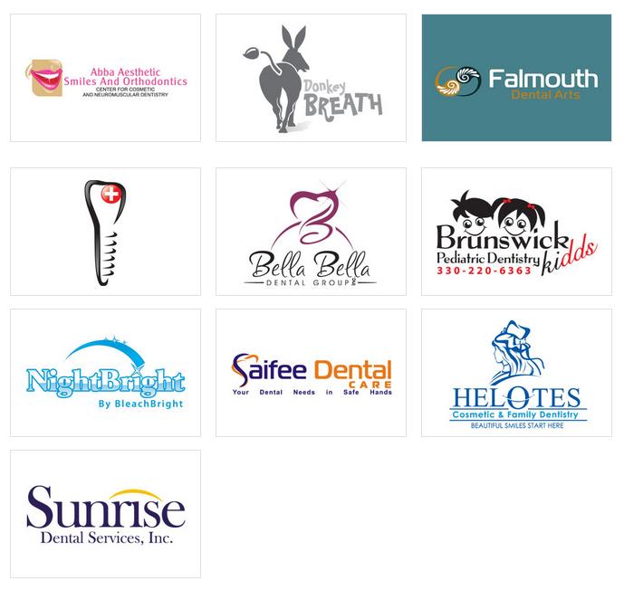 Dental Logo Ideas Dental Logo Design
