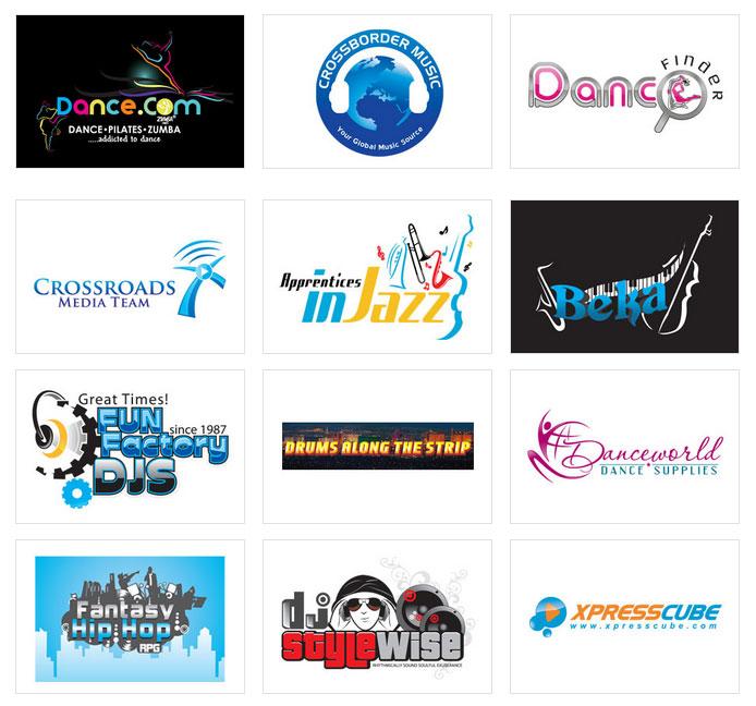 Free Music Logo Design