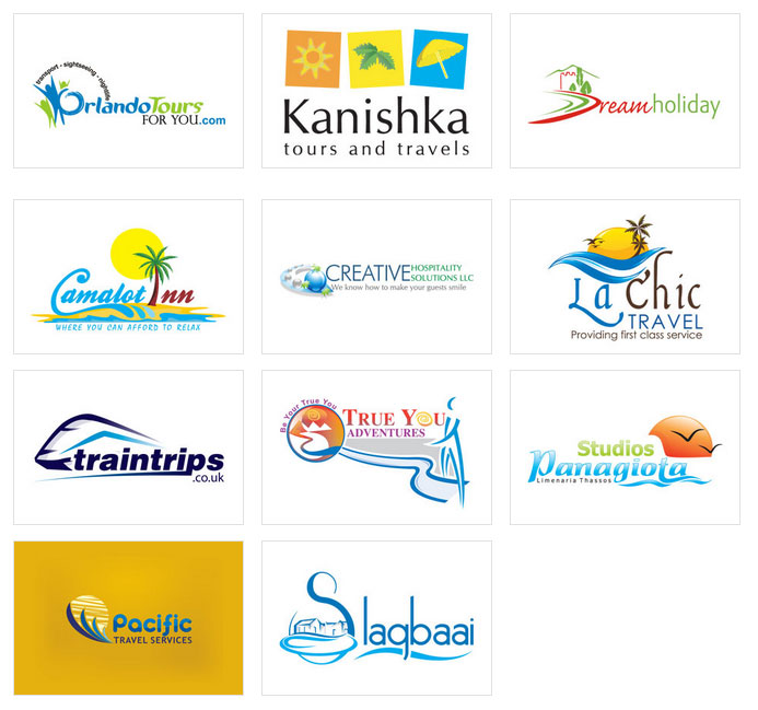 ... Logo Design by LogoProDesign: Travel and Hospitality Logo Design
