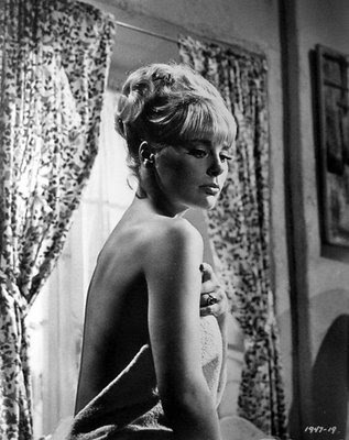 German actress Elke Sommer was at the height of her beauty and fame during ...