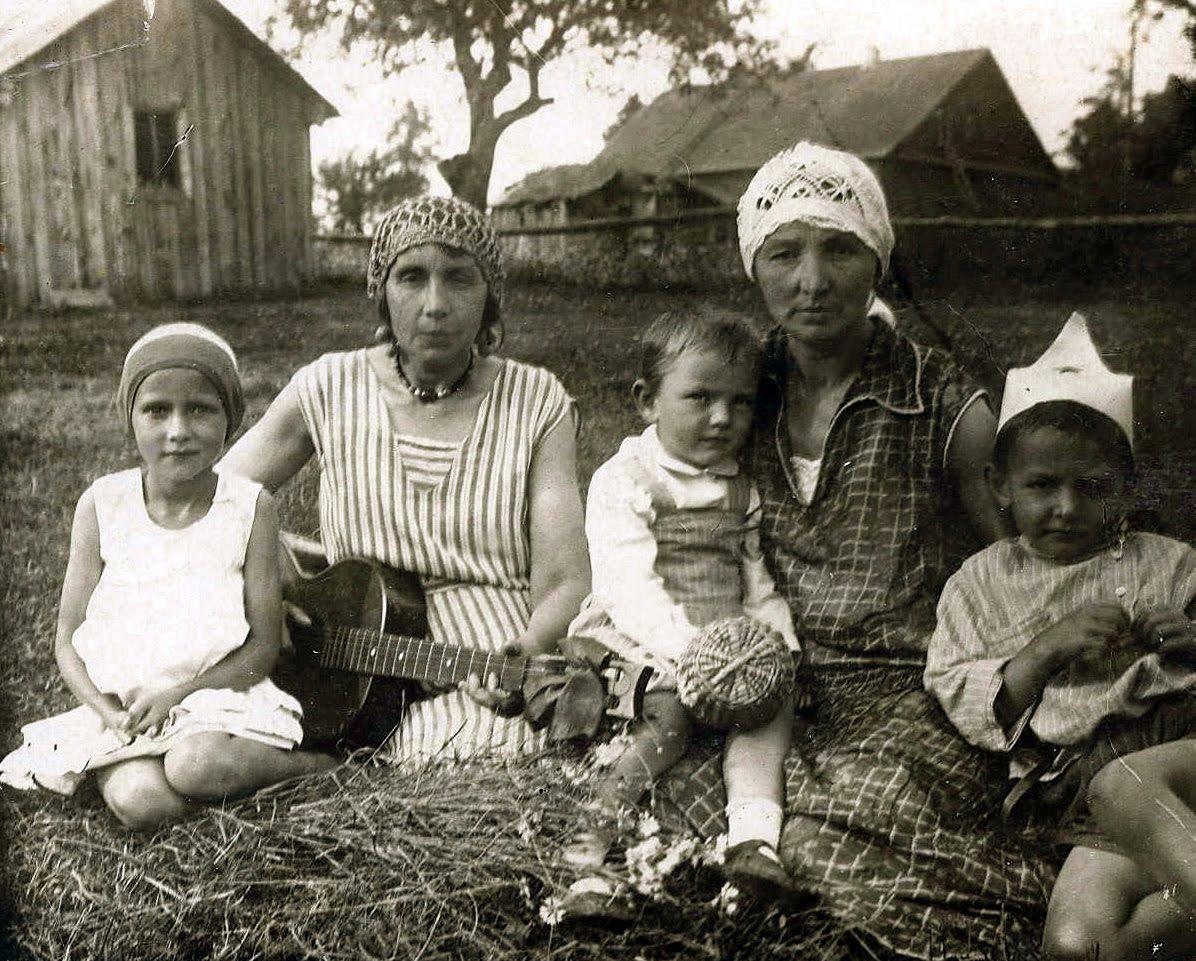 Рассказы с мамой на сенокосе 3 фотография