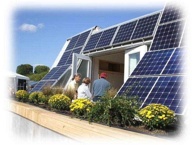 Sande april 2010 for Kansas solar installers