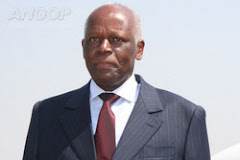 Presidente da Repblica de Angola, Eng. Jos E. Santos