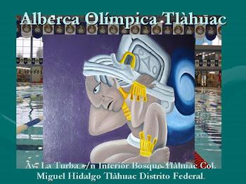 Alberca Olìmpica Tlàhuac