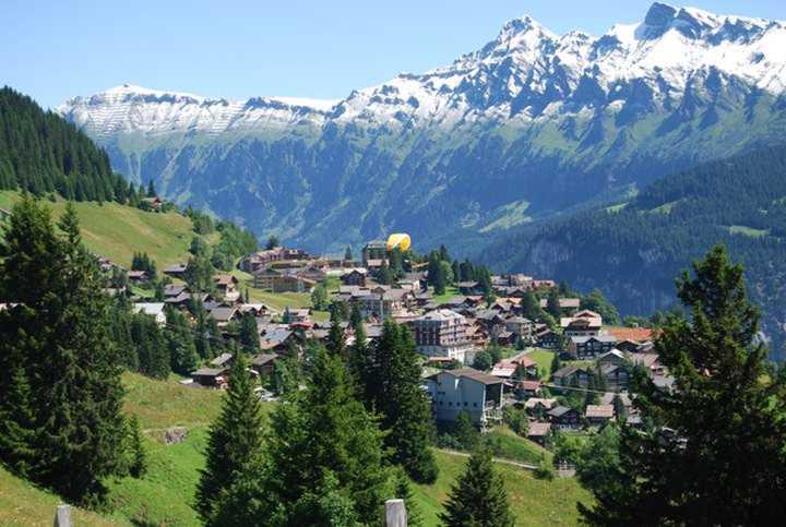 Murren Switzerland  city photos gallery : ... World's Biggest Activities and Experiences Website: Visiting Murren