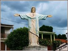 Drieluik Christus en Kruis