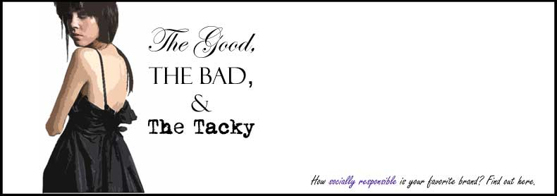 The Good, the Bad and the Tacky