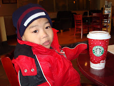 Steven at Starbucks