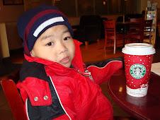 Steven at Starbucks