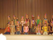 Samuel's Preschool Class