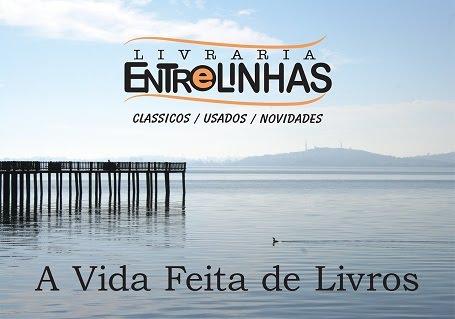 Livraria Entrelinhas em Guaíba