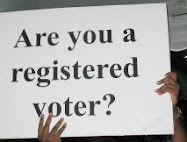 Are You a Registered Voter?
