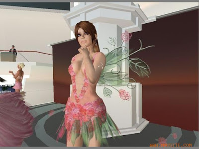 Teen second life adult