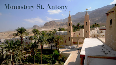 St Anthony's Monastery photo by Dev Hueske