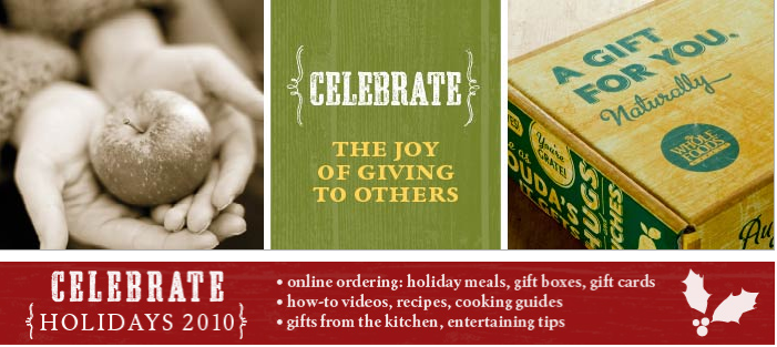 Kitchen Corners: $25 Whole Foods Gift Card Giveaway