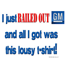 "Click image to visit the ""Gaffe Czar Online Store"" for great GM bailout stuff!"