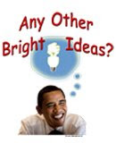The new White House energy policy is a light bulb!