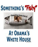 "It's perfectly clear; something ""fishy"" is going on here!"