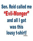We ARE the people; we&#39;re not evil-mongers, Senator.