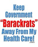 "We need to limit government ""Barackracy""."