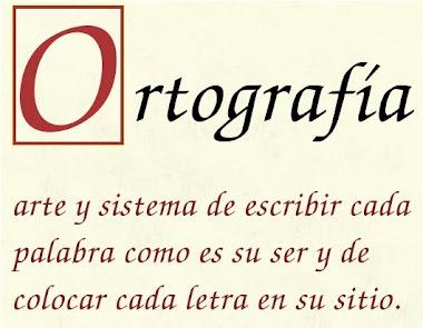 Ortografia!