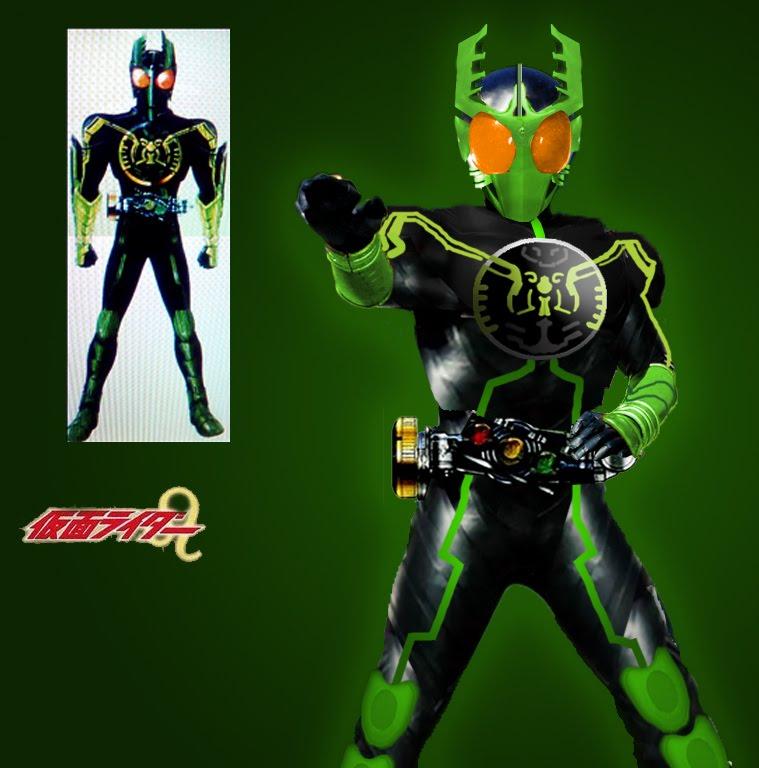 Kamen Rider Ooo. Kamen Rider OOO