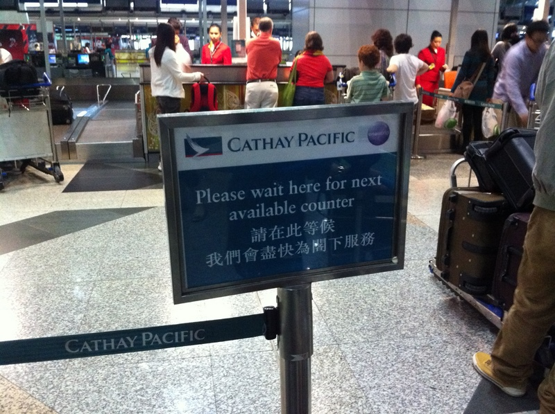 Ameer zachery - Cathay pacific head office ...