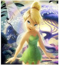 A New Tink Pic!  Thanks Dakota!