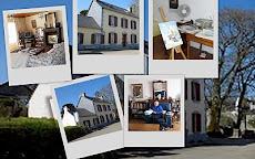 House at Locmaria-Berrien