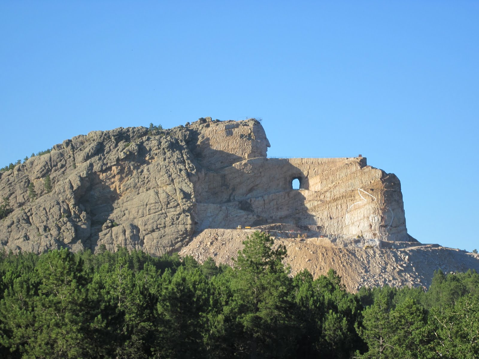 Crazy Horse Memorial Completion Date The future of the crazy horse