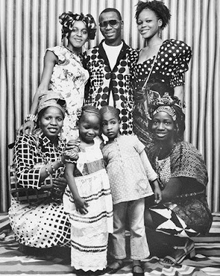 malik sidibe african family