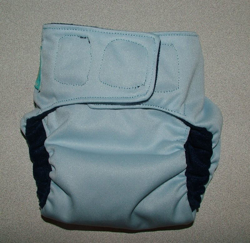 All Twisted Up: Trimsies Diaper....Very Ugly First Try