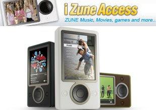 IZune Access