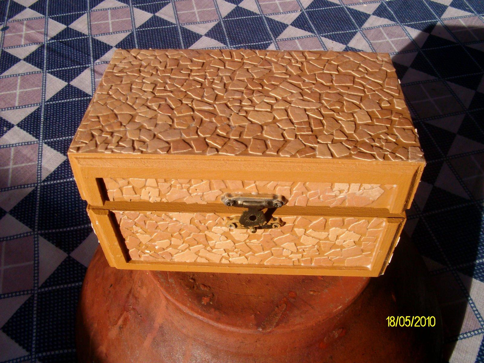 El ba l de silvia cajas forradas con cascara de huevo - Caja de huevo ...