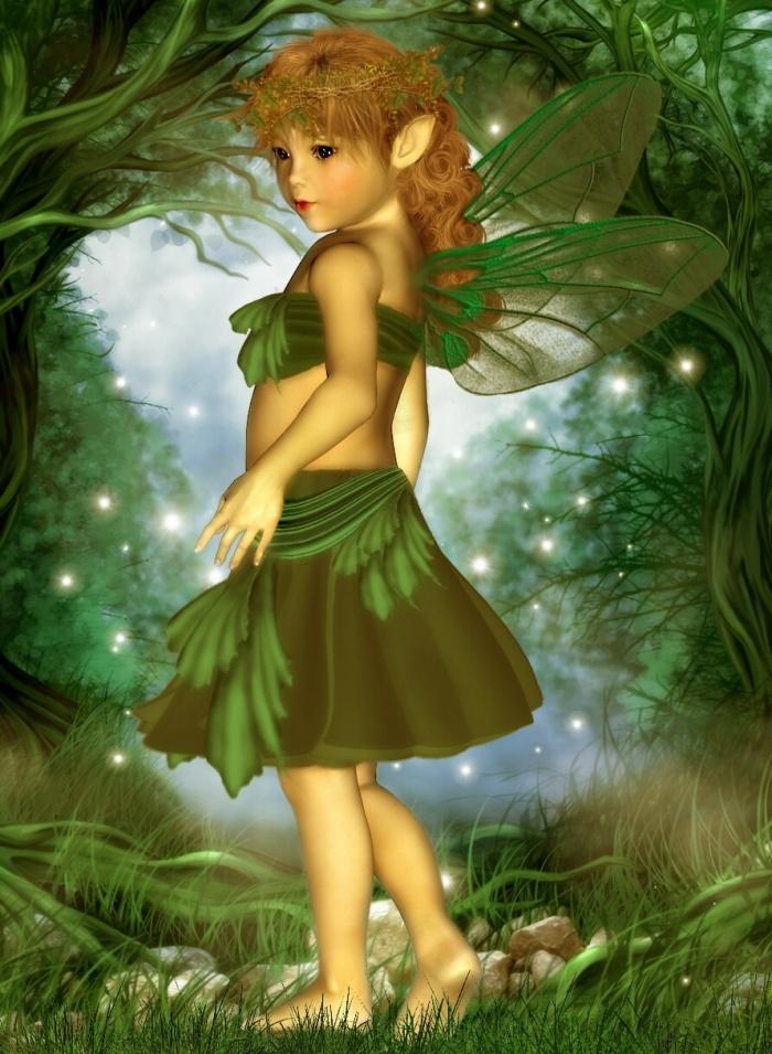 Las hadas,duende ,elfos y gnomos ,conoce un poco de ellos