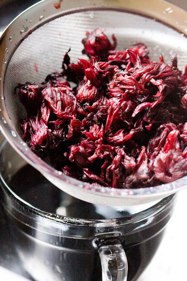 How To Make Natural Hibiscus Tea