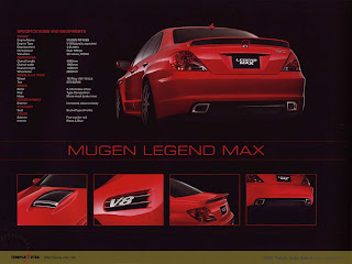 The Legend Of Honda Legend.....2008