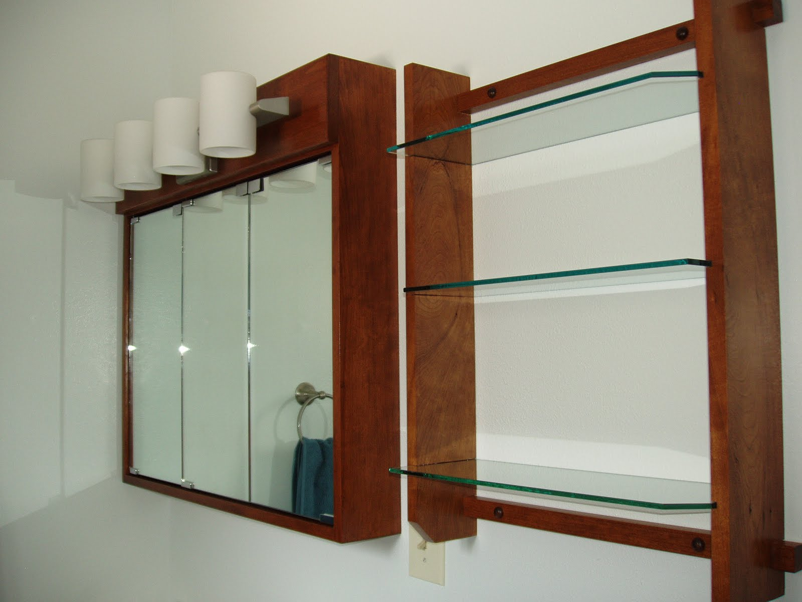 Beau Medicine Cabinet U0026 Shelf Unit