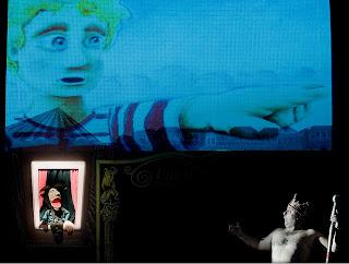 Encerrou o Festival Internacional de Marionetas de Sintra