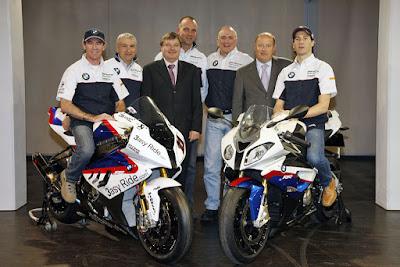 BMW SUPERBIKES 2010