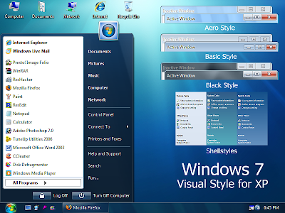 Windows 7 Sidebar For Vista And Xp Free Download Welcome To Computer