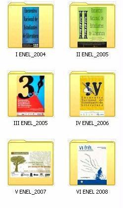 Memorias Encuentros Nacionales de Estudiantes de Literatura de REDNEL Colombia 2004-2008