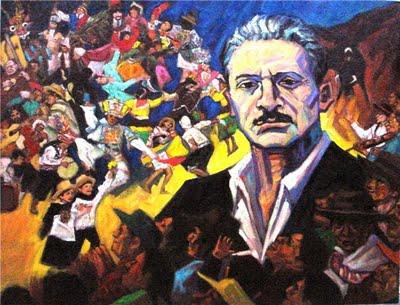 Congreso Internacional: Los universos literarios de José María Arguedas