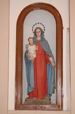 La Maddonna del S. Rosario in C.da Sacchetti